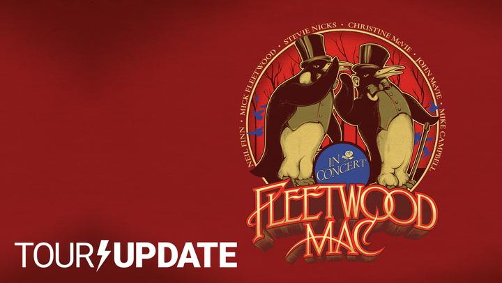 Tour Update: Fleetwood Mac Announces Extensive North American Tour
